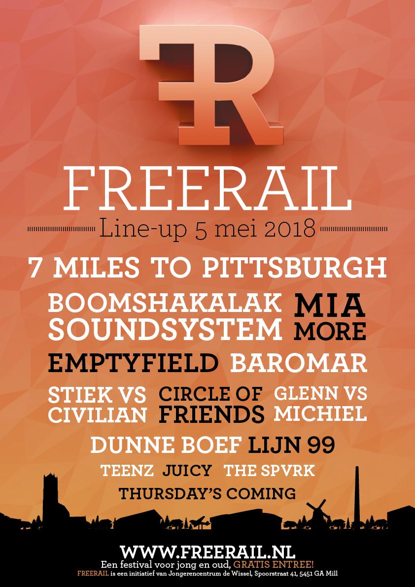 FRF poster Facebook 2018